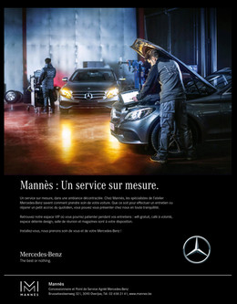 Mercedes - Mannes