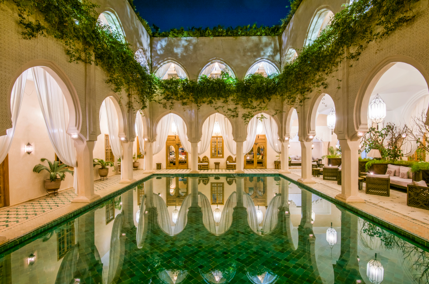 Almaha Marrakech Hotel SPA