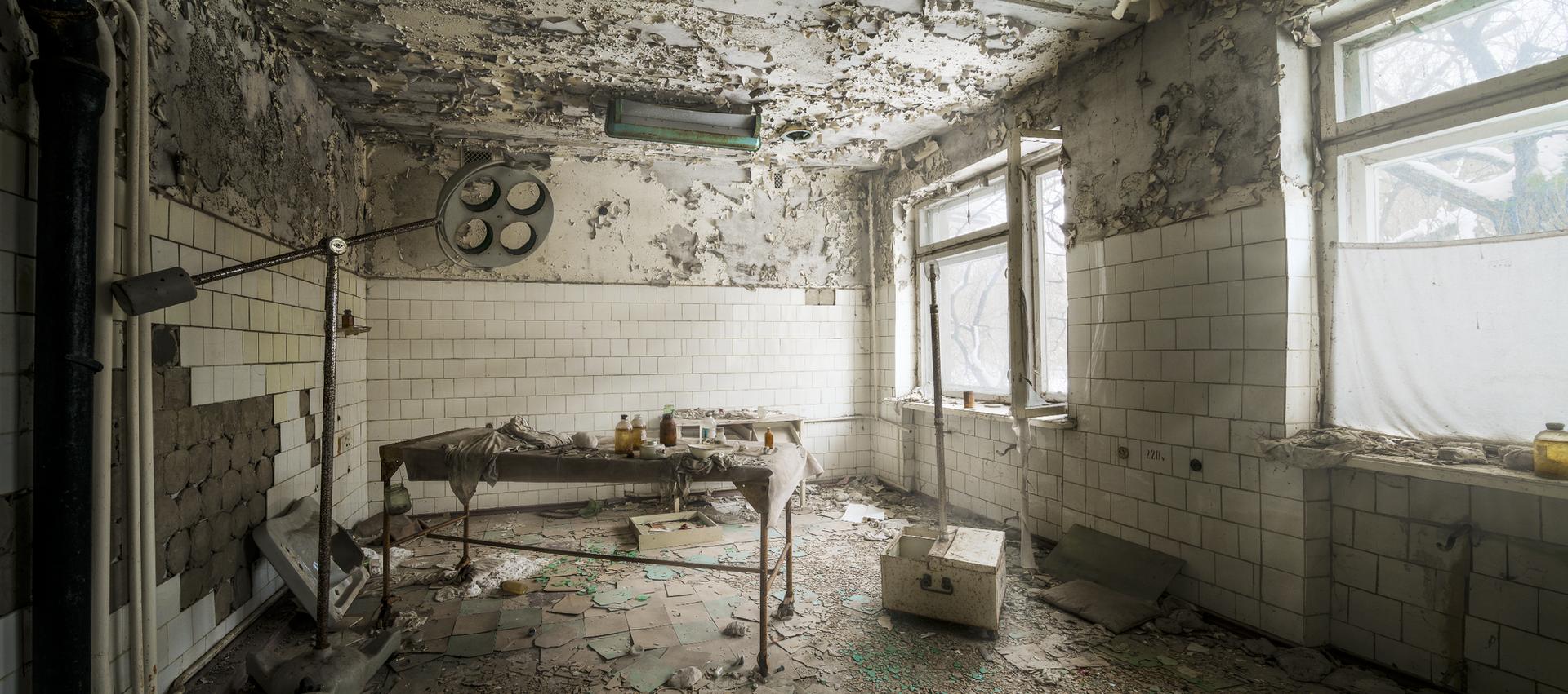 Silence Tchernobyl - Laboratory