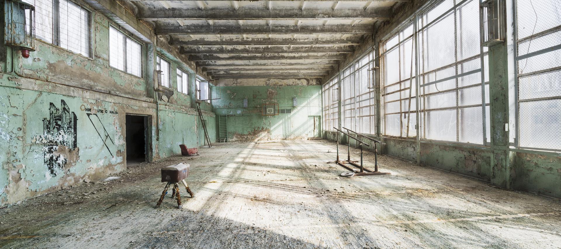 Silence Tchernobyl - Gymnasium