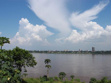 Days in Brazzaville – Brazzaville'de gunler