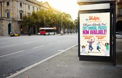 Bus Ad Design