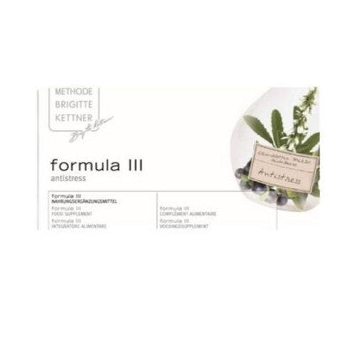FORMULA III - ANTISTRESS (BALENÍ 60 KAPSLÍ)