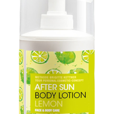 After sun body lotion lemom 300 ml