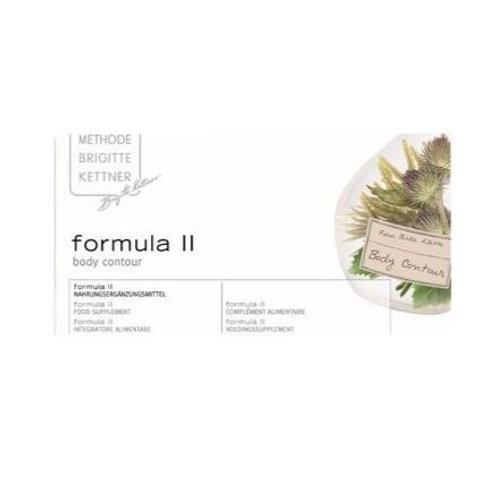 FORMULA II - BODY CONTOUR (BALENÍ 60 KAPSLÍ)