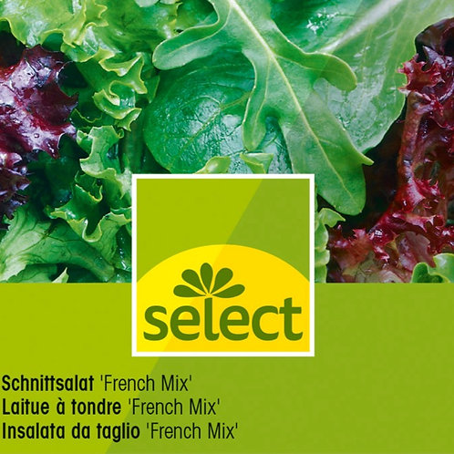 "Bio Schnittsalat ""French Mix"""