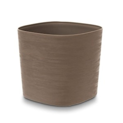 Topf Re Lite Pot Capri taupe L24cm B24cm H21cm