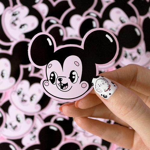 Mickey Vinyl Sticker