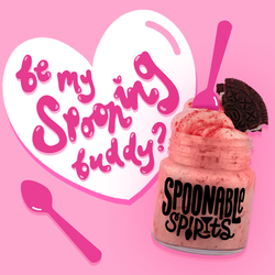 valentines promo 'be my spooning buddy_'