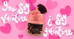 Valentines web banner