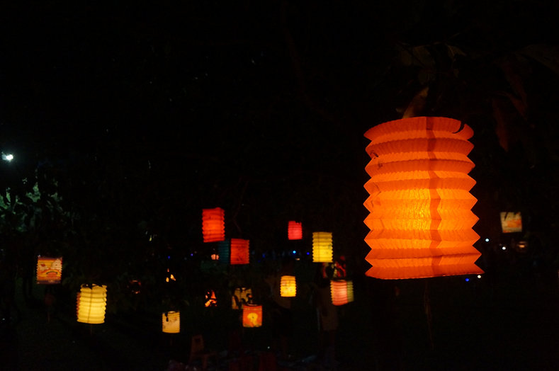Mid Autumn Festival, also known as moon