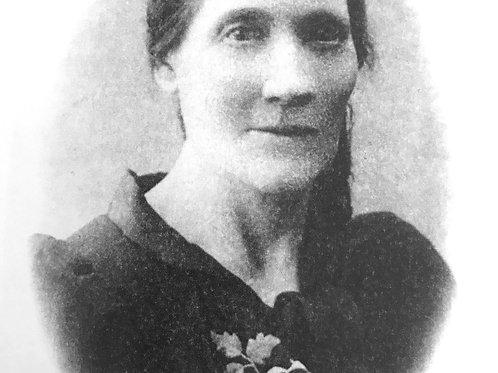 Margrét Pálmadóttir frá Sauðafelli