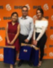 Sid Roman Law American Dream Scholarship Winners 2019