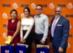Sid Roman Law 2019 Scholarship Winners