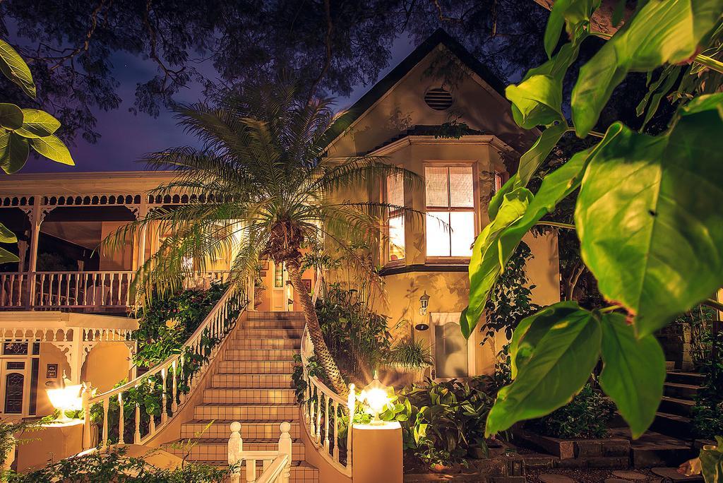 Goble Palms Entrance Steps