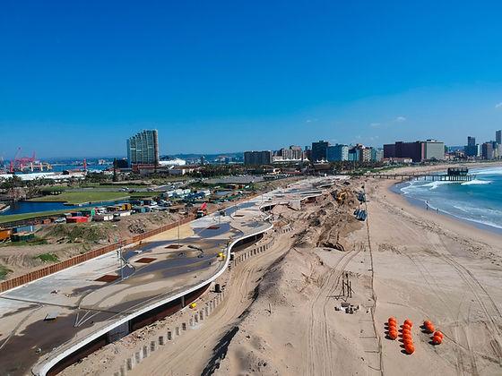 Durban's Prominade extension.jpg