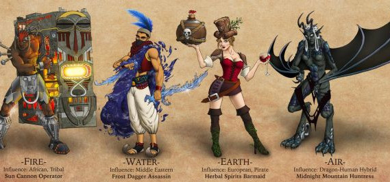 four_elementalists_by_imaginosworkshop-d