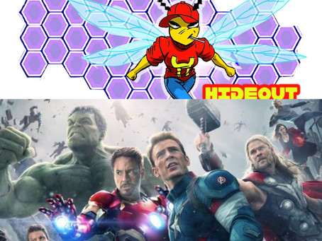 The Honeycomb Hideout Episode 62 - Avengers Retrospective Part 2: Building Better Bad Decisions