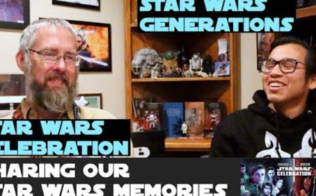 Our Favorite Star Wars Memories