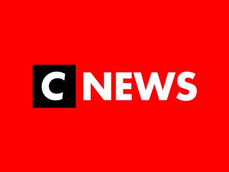 Invitée sur CNews !