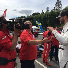 Getting an insight into what it's like racing at Le Mans 24hr with Cooper MacNeil