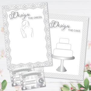 Design The Dress/Cake