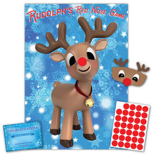 Rudolph's Red Nose Game