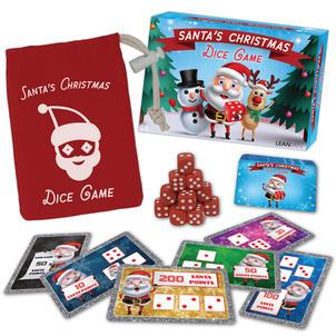 Santa's Dice Game