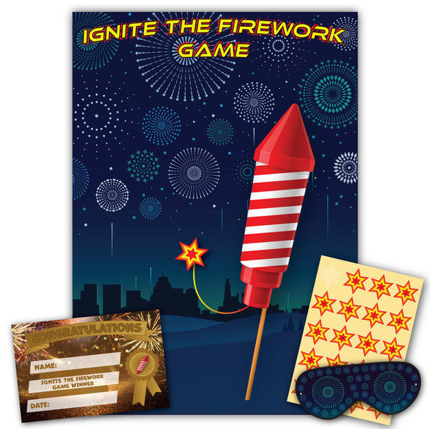 Bonfire / New Year Game