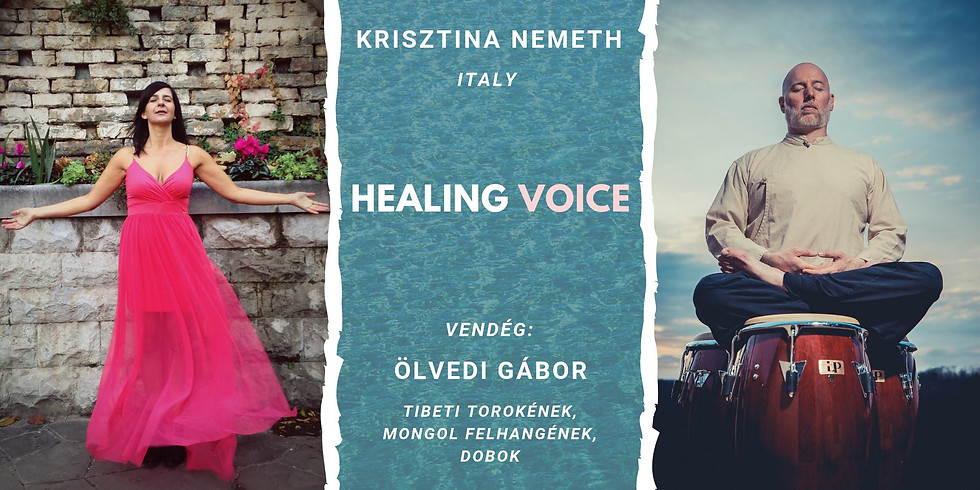 Gyógyító Hang / Healing Voice