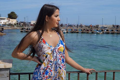 Abito Maioliche Siciliane