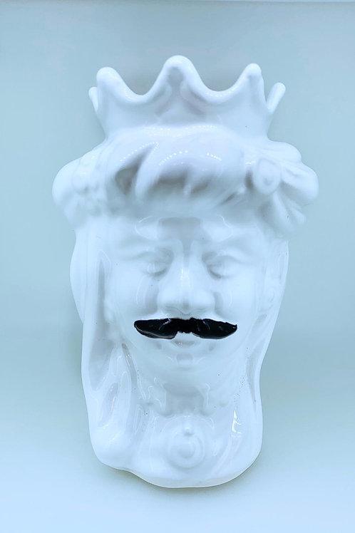 Testa di Moro (Maschio) 15 cm