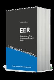 EER Erneuerbare-Energien-Recht Band II Planung und Genehmigung