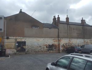 Bayshill Pub - Before