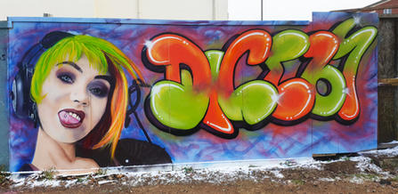 Full wall