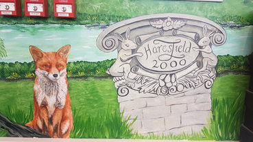 Fox and local sign