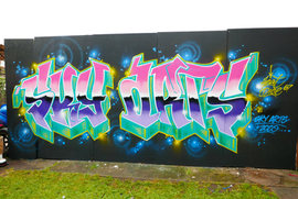 Sky Arts Painting with Tommy Heat Burnz