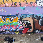 Duel, Dime and Tomo EAS crew