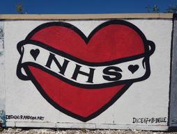 NHS Love - Cheltenham 2020