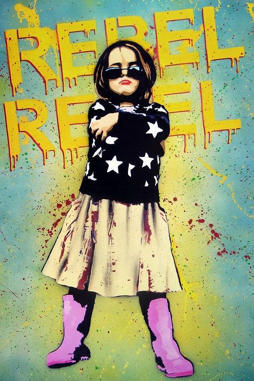 Rebel Rebel Print