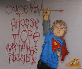 Once you choose hope anything is possible 2016