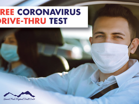 Free Drive-Thru COVID-19 (Coronavirus) Testing in Walsenburg