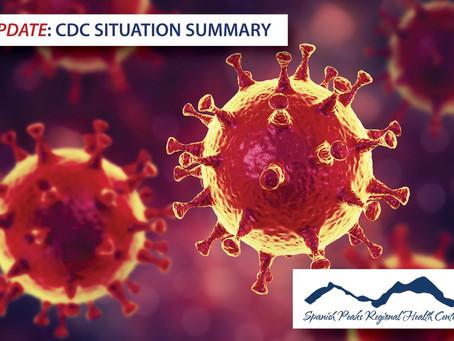 CDC Situation Summary