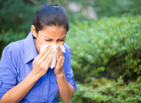 Is it Just Allergies?