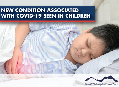 New Condition Associated with COVID-19 Seen in Children