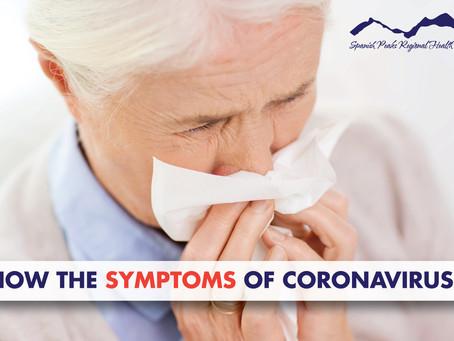 Know the Symptoms of Coronavirus