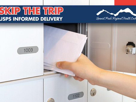Skip the Trip with the Unites States Postal Service's Informed Delivery!