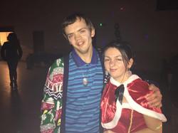 Christmas disco 2016