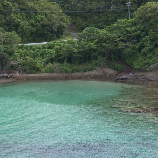 長崎県対馬の海・海岸