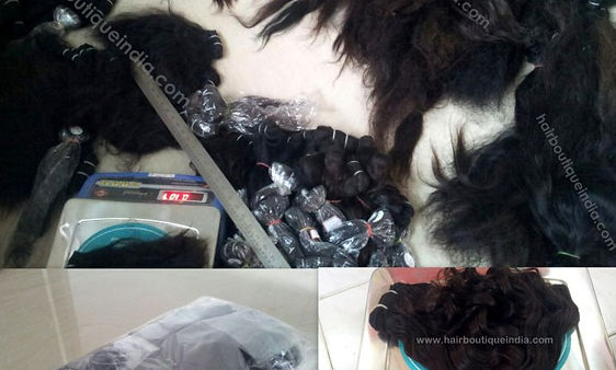 Strict Quality Measures Assuring The Best Indian Hair